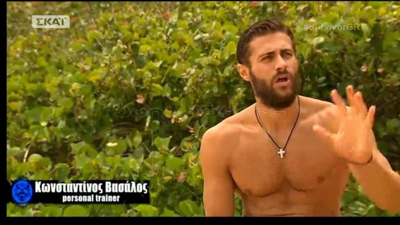 Survivor 4: Άγρια «καρφιά» Βασάλου σε Τζέιμς, Αλέξη και Κρις - «Τους άδειασε κι εκείνοι έπρεπε να…»