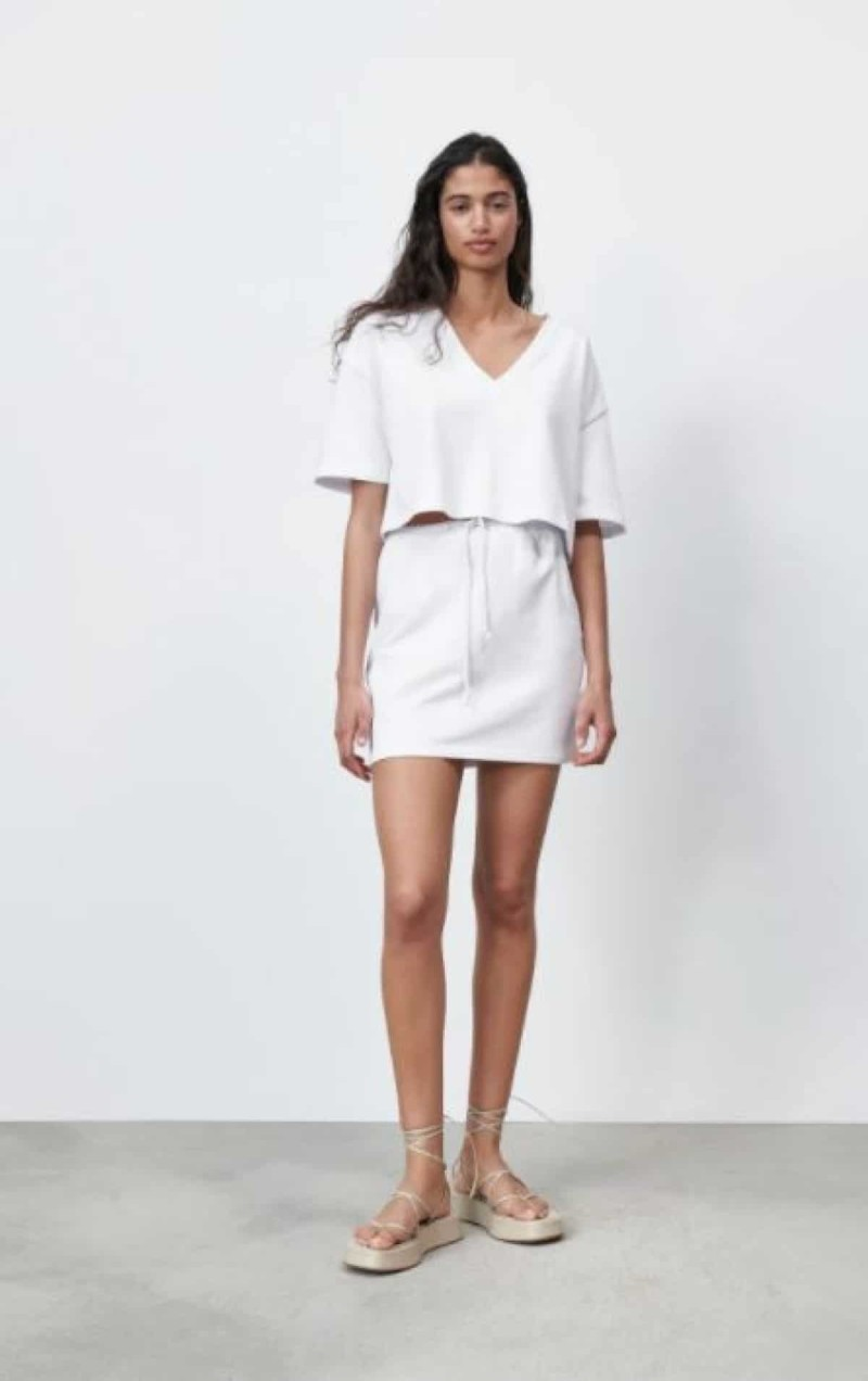 Zara μπλούζες