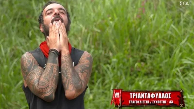 Survivor 4: Αποκάλυψη για Τριαντάφυλλο - Κρυφό μήνυμα από τη γυναίκα του για όσα λέγονται στην Ελλάδα (ΒΙΝΤΕΟ)