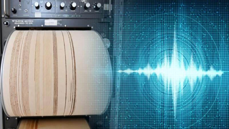 Διπλή σεισμική δόνηση στη Νίσυρο
