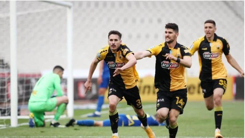 ΑΕΚ - Αστέρας Τρίπολης (3-1): Σημαντική νίκη για την Ένωση (Video)