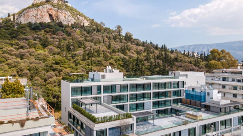 «One Athens»: Προς πώληση πολυτελείς κατοικίες από 600.000 έως 6.600.00 ευρώ στα