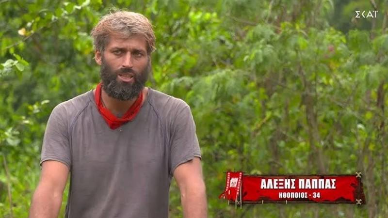 Survivor spoiler 09/04: Φεύγει από το Survivor ο Αλέξης Παππάς