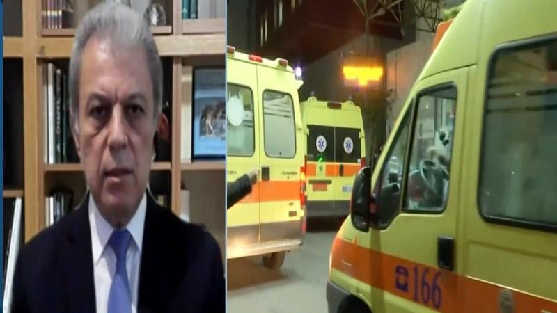 Απίστευτη περιπέτεια υγείας για τον βουλευτή Γιώργο Αμανατίδη: Έπαθε έμφραγμα από ένα σάντουιτς!