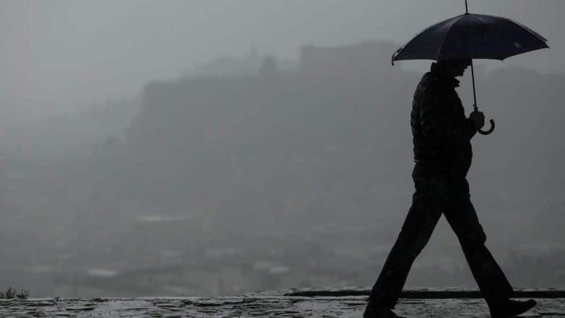 Άστατος ο καιρός σήμερα με βροχές και αφρικανική σκόνη!