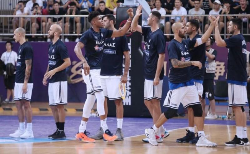 Ευρωμπάσκετ 2022: Αυτοί είναι οι αντίπαλοι της Ελλάδας