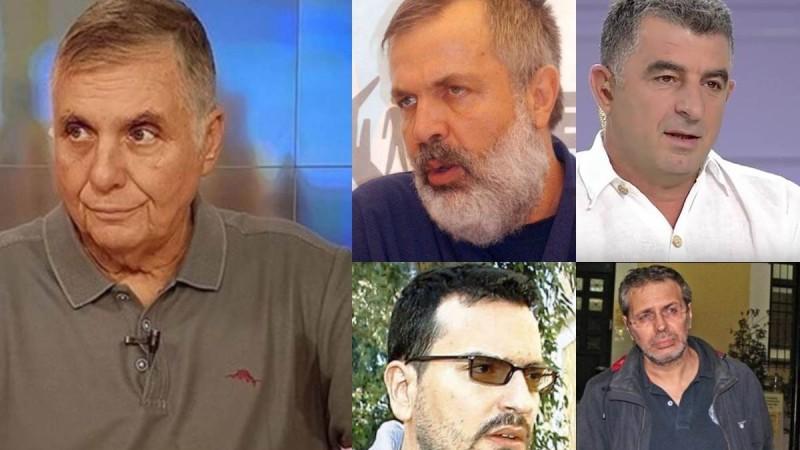 Γιώργος Καραϊβάζ: Το ιστορικό ενεδρών θανάτου στην Ελλάδα - Ο Γκιόλιας, ο τυχερός Χίος και ο ηρωικός Συρίγος
