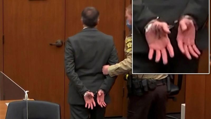 Τζορτζ Φλόιντ: Αυτό έγραψε στο χέρι του πριν από την ετυμηγορία ο δολοφόνος του