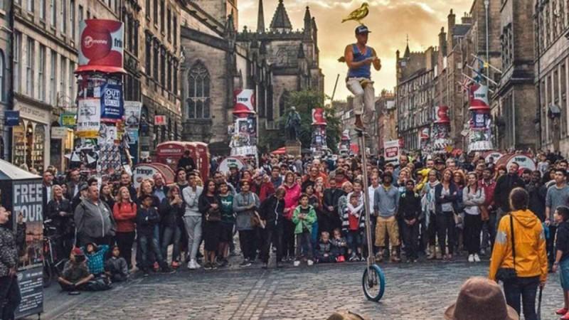 Διεθνές Φεστιβάλ Εδιμβούργου: Φέτος θα διοργανωθεί σε υπαίθριους χώρους