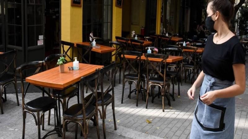 Ανοίγει η εστίαση: Έτσι θα καθόμαστε στα τραπέζια! (video)
