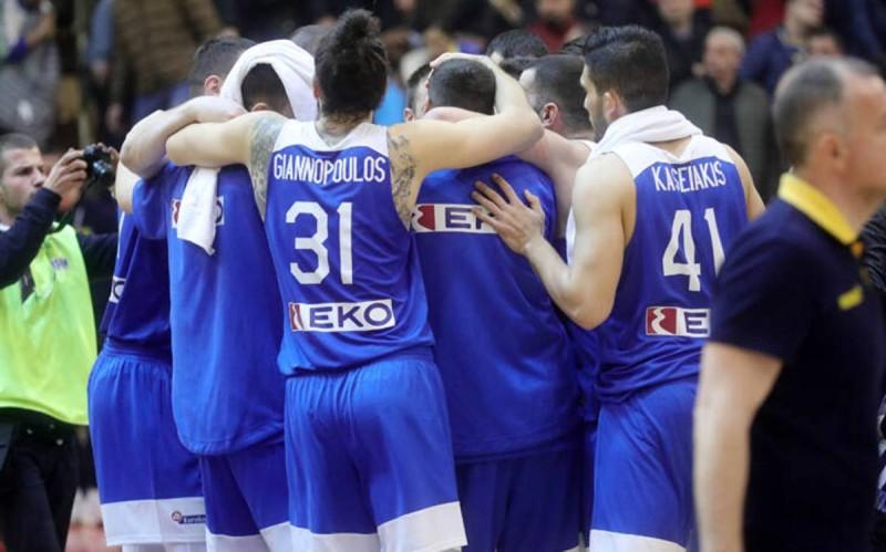 Έγινε η κλήρωση για το Ευρωμπάσκετ