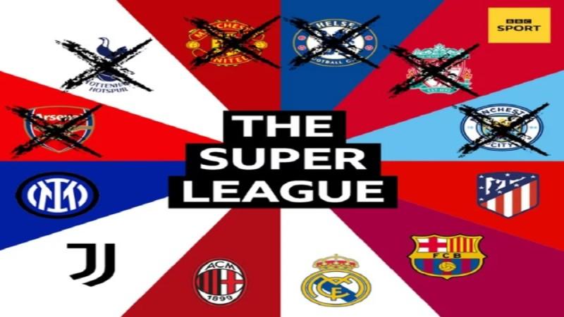 European Super League: Κατέρρευσε μέσα σε 48 ώρες - Αποσύρθηκαν οι Άγγλοι, έπονται και άλλοι