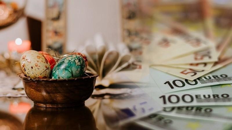 Δώρο Πάσχα: Μ.Τετάρτη ξεκινούν οι πληρωμές