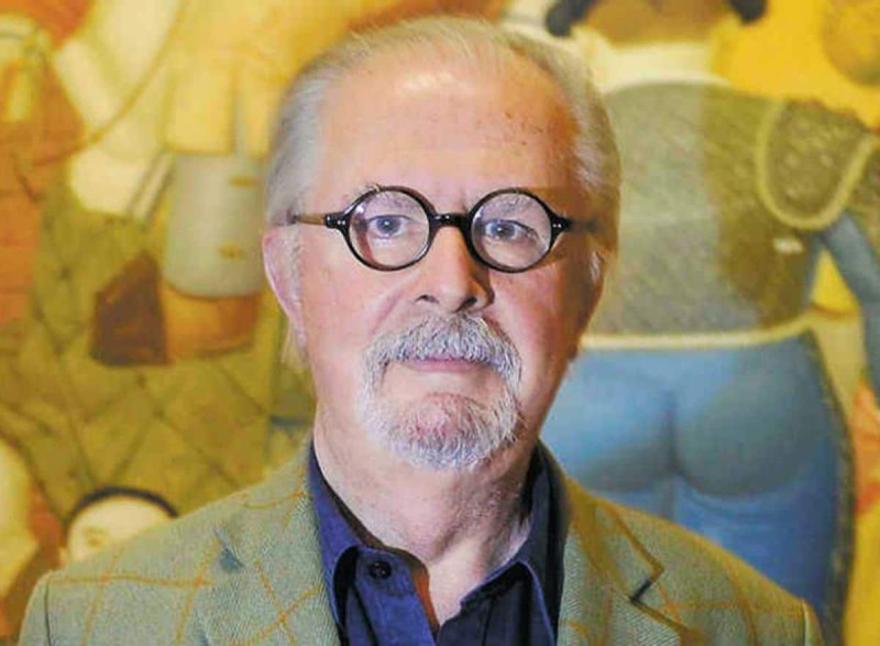 Φερνάντο Μποτέρο, διεθνούς φήμης κολομβιανός γλύπτης