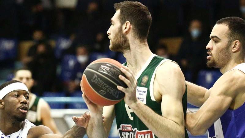 Basket League: Τελείωσε την πρωτιά με «κατοστάρα» ο Παναθηναϊκός