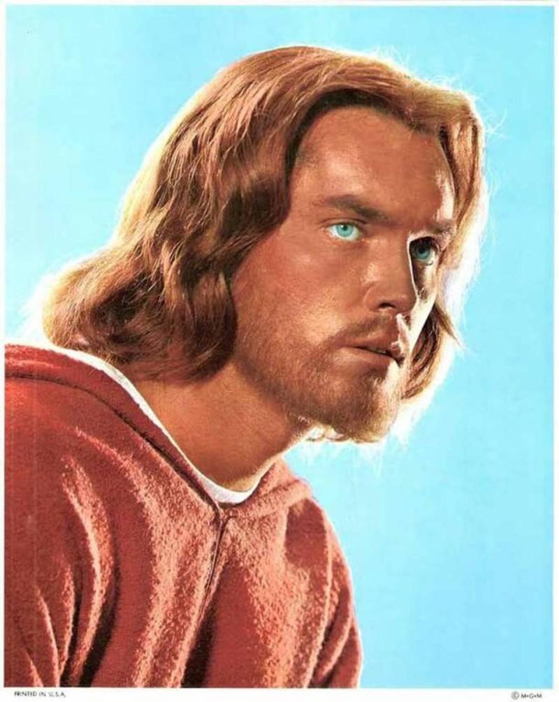 Η πιο τραγική κατάληξη ηθοποιού που υποδύθηκε τον Ιησού Χριστό ήταν αυτή του Αλέξη Γκόλφη