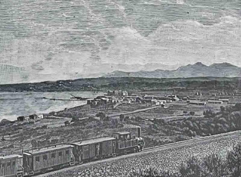 Τίθεται σε λειτουργία η σιδηροδρομική γραμμή Πελοποννήσου, δημιούργημα του Χαρίλαου Τρικούπη