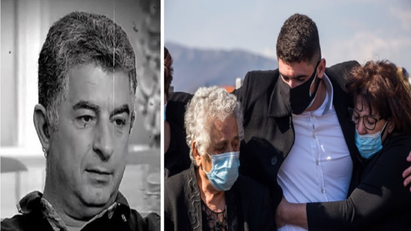 Γιώργος Καραϊβάζ: Η στιγμή που η σύζυγός του έμαθε ότι είναι νεκρός - Τον έψαχνε να καλύψει το ρεπορτάζ! (Video)