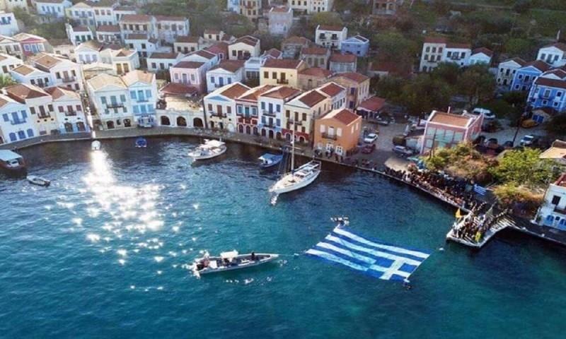 Το Καστελόριζο θα είναι το πρώτο covid free νησί