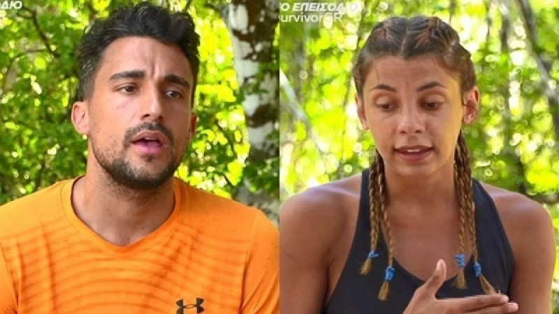 Survivor 4: Αποκάλυψη «βόμβα» για το χωρισμό Σάκη και Μαριαλένας (Video)