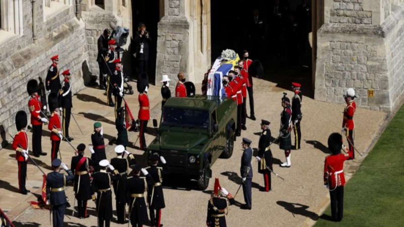 Κηδεία πρίγκιπα Φιλίππου: Δείτε live το «τελευταίο αντίο»