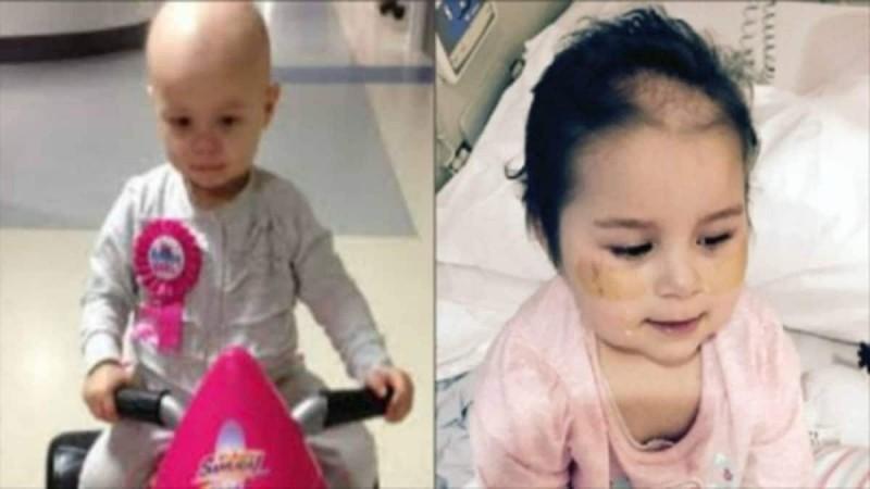 Αυτή είναι η 4χρονη που νίκησε τον καρκίνο - Είχε λίγες εβδομάδες ζωής όταν συνέβη το απίστευτο!
