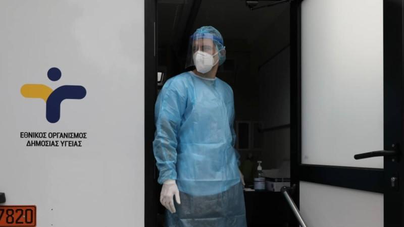 Κορωνοϊός: Ασφυκτική πίεση στο σύστημα υγείας - Ανεβαίνουν κι άλλοι οι διασωληνωμένοι