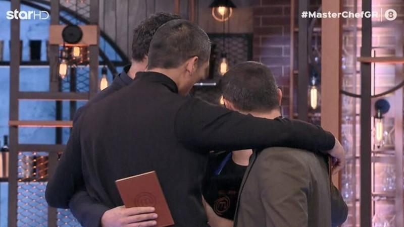 Οι κριτές αγκάλιασαν την Μαργαρίτα που επέστρεψε στο MasterChef