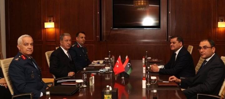 Ισχύει στο ακέραιο το μνημόνιο Τουρκίας - Λιβύης για AOZ