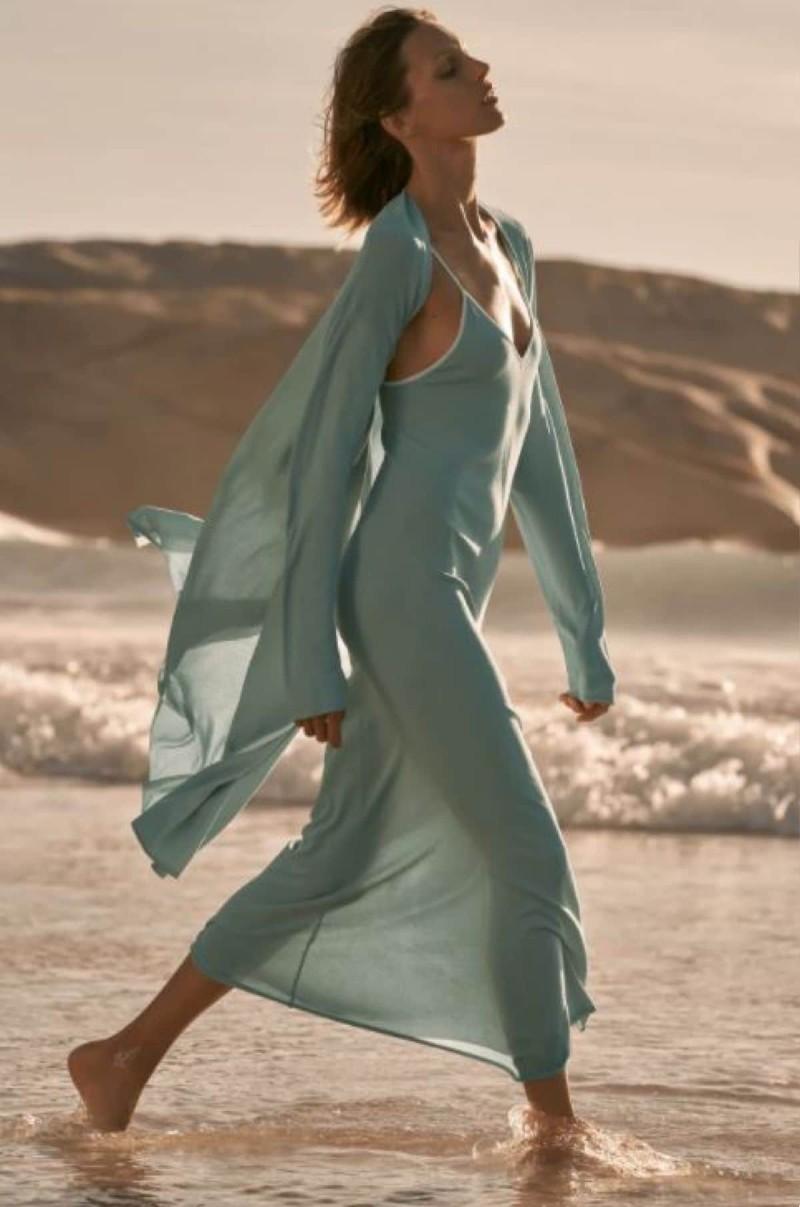 μακριά φορέματα ZARA