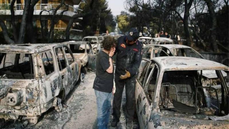 Τραγωδία στο Μάτι: Κραυγή αγωνίας από τους πυρόπληκτους - «Δώστε μας τις αποζημιώσεις»