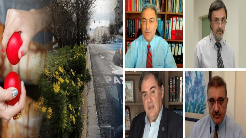 Μετακίνηση εκτός νομού το Πάσχα: Μεγάλος προβληματισμός - Διστάζουν να ανάψουν το «πράσινο» φως οι λοιμωξιολόγοι (Video)