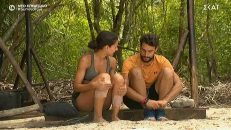 Survivor spoiler: Ερωτευμένη με τον Σάκη Κατσούλη η Νικολέτα Μαυρίδη