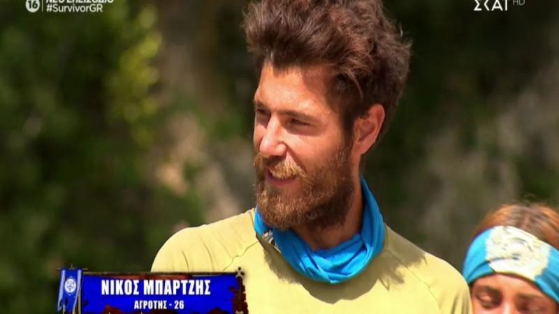 Survivor spoiler: 'Θέλω να αποχωρήσω...' - Βόμβα από τον Νίκο Μπάρτζη στην παραγωγή!