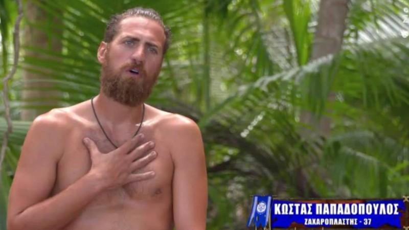 Survivor spoiler: Ποιος Ντάφυ; Με διαφορά πρώτος στην ψηφοφορία ο Κώστας Παπαδόπουλος!
