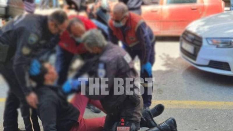 Χαμός στην Πάτρα: Πλακώθηκαν στο ξύλο για μια προσπέραση!