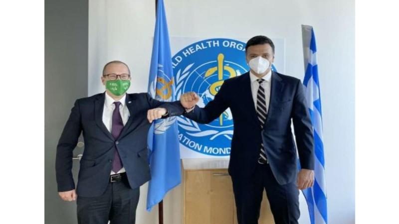ΠΟΥ: Ανοίγει γραφείο για την Ποιότητα της Υγειονομικής Περίθαλψης στην Αθήνα