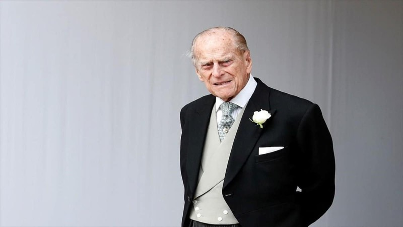 Βρετανία: Στις 17 Απριλίου η κηδεία του πρίγκιπα Φίλιππου