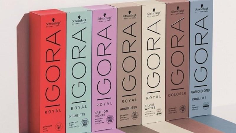 Η Schwarzkopf Professional έχει ανανεώσει το κορυφαίο brand χρώματος της, την IGORA ROYAL