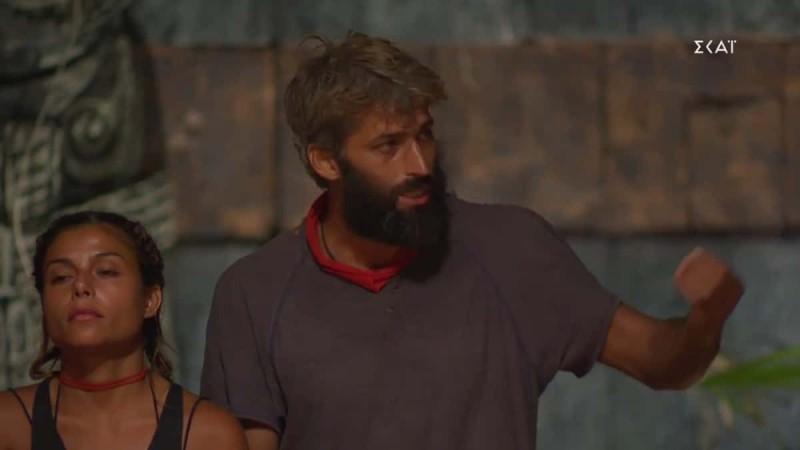 Survivor 4: «Ντροπή σου Αλέξη, πόσο χυδαίος πια»!