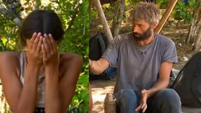 Survivor 4: Η Άννα Μαρία «δίκασε» τον Αλέξη - «Καλό ταξίδι...»