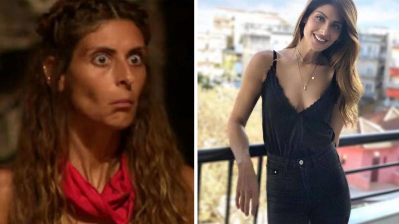 Survivor 4 - Ανθή Σαλαγκούδη: