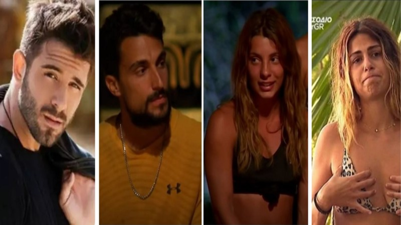 Survivor 4: Αποκαλύψεις Κεφαλά για Μαριαλένα-Σάκη-Λιβάνη (Video)