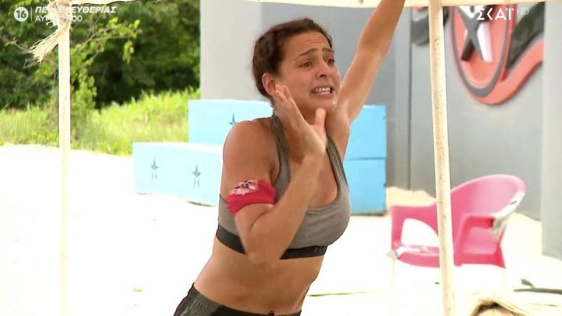 Survivor 4: «Νικολέτα για βγες λίγο στον τάκο να δούμε κάτι...»