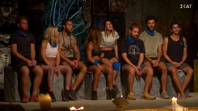 Survivor spoiler: Γνωρίζονται από πριν και οι Κώστας - Χριστίνα