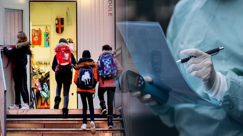 Σχολεία: Εκτός και τηλεκπαίδευσης όσοι μαθητές δεν κάνουν self test!