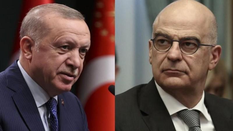 Ραγδαίες εξελίξεις: Συνάντηση Δένδια με Ερντογάν στη Τουρκία!