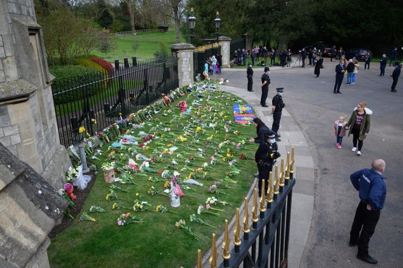 Εθνικό Πένθος στη Βρετανία για τον θάνατο του πρίγκιπα Φίλιππου
