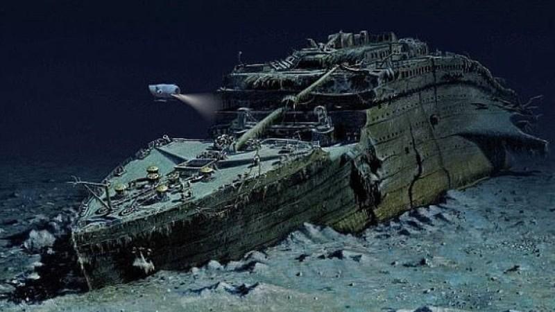 Τιτανικός: Πως είναι σήμερα το πιο διάσημο ναυάγιο του κόσμου (video)