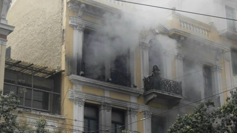 Συγκλονιστική μαρτυρία για την τραγωδία στη Marfin: Μας έλεγαν «να καείτε, καλά να πάθετε» (Video)